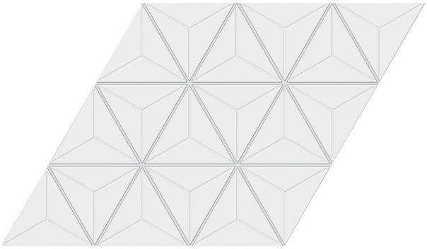 Aluminio puesto en el techo